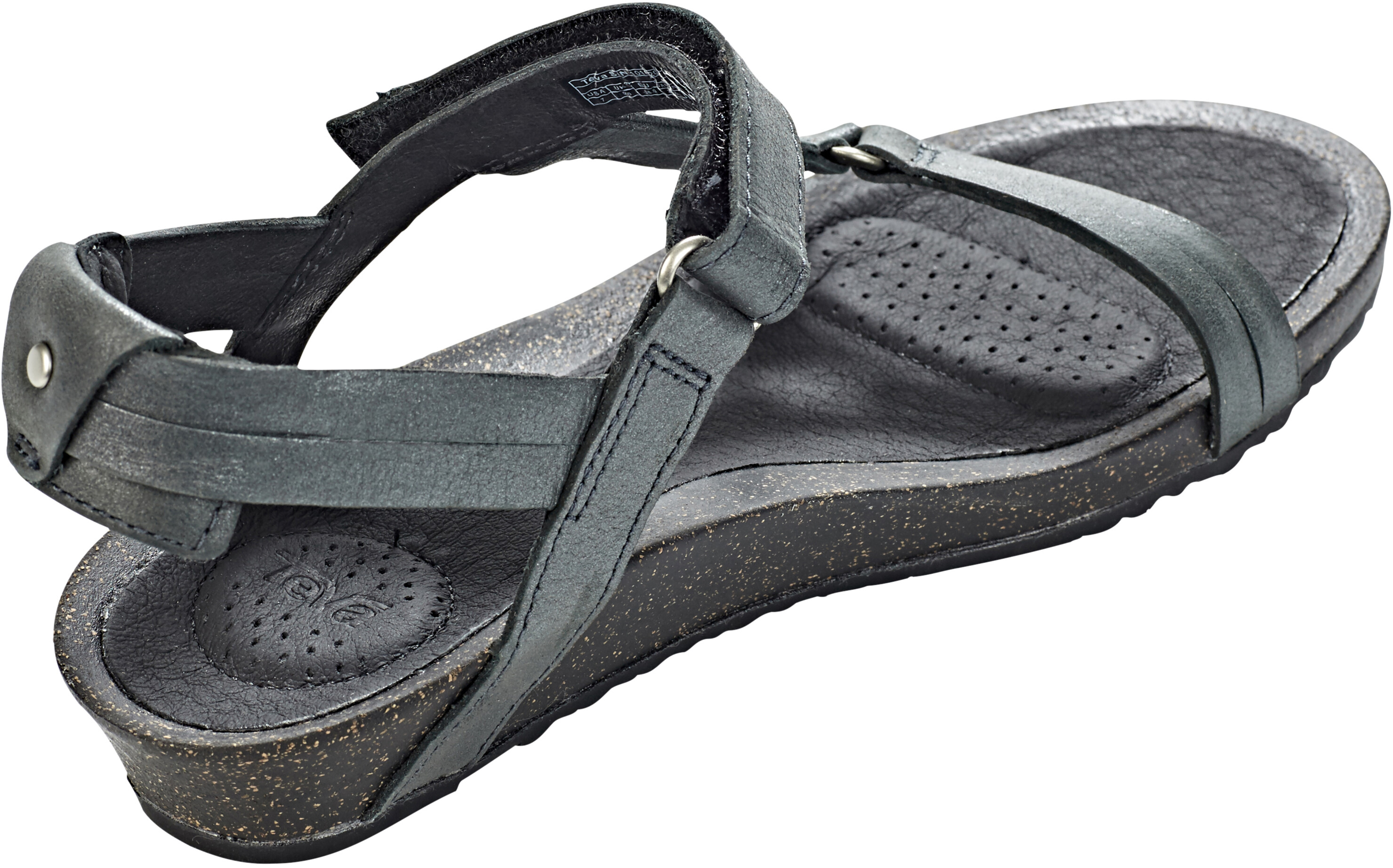 e937d1458bf7 Teva Ysidro Universal Metallic Sandals Women gunmetal